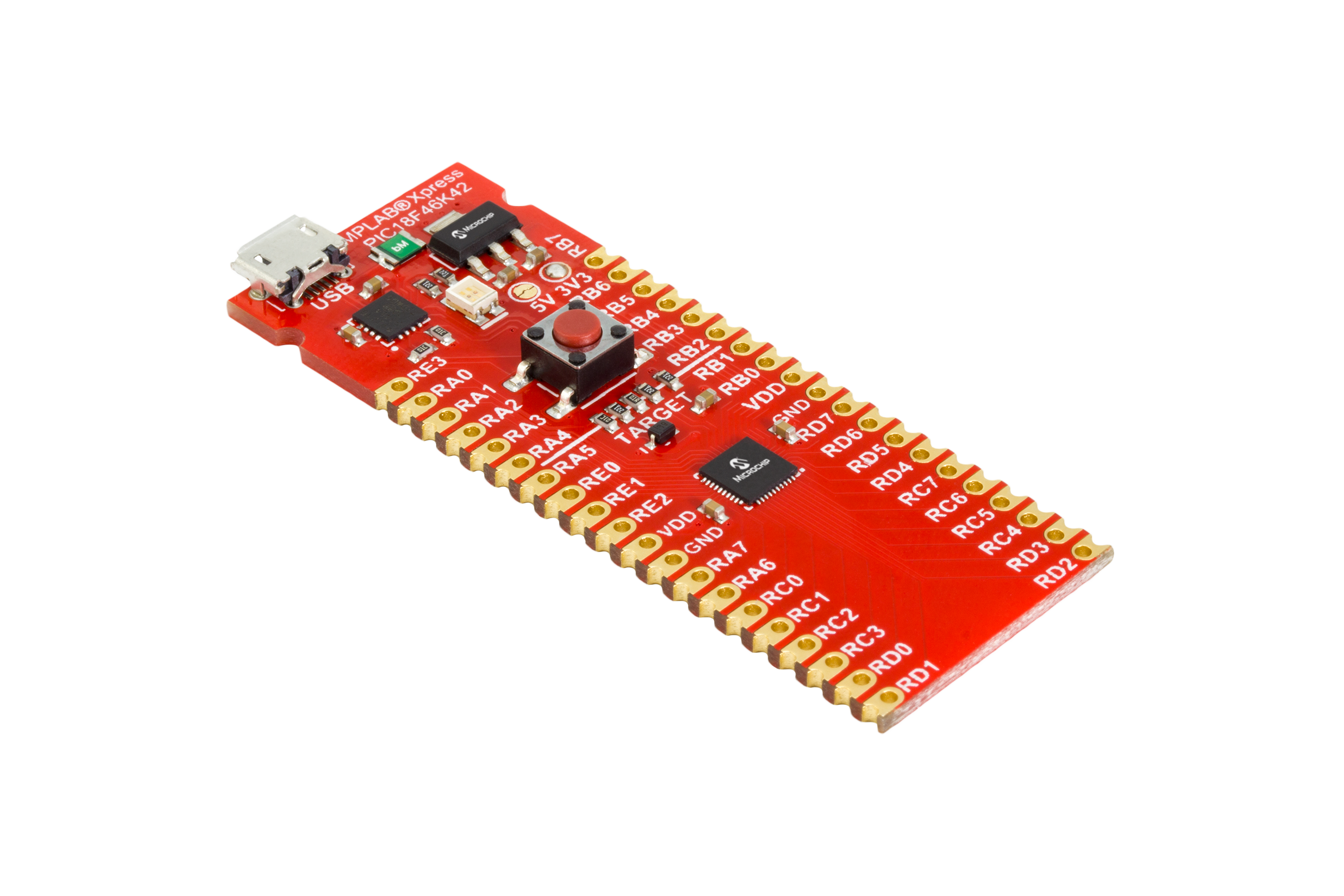 Development Tools How To Make Custom Shields For A Microcontroller Board With The Pic18f K42 Product Family Has Never Been Easier This Xpress Grants Full Access Of Mcus Rich Set Core