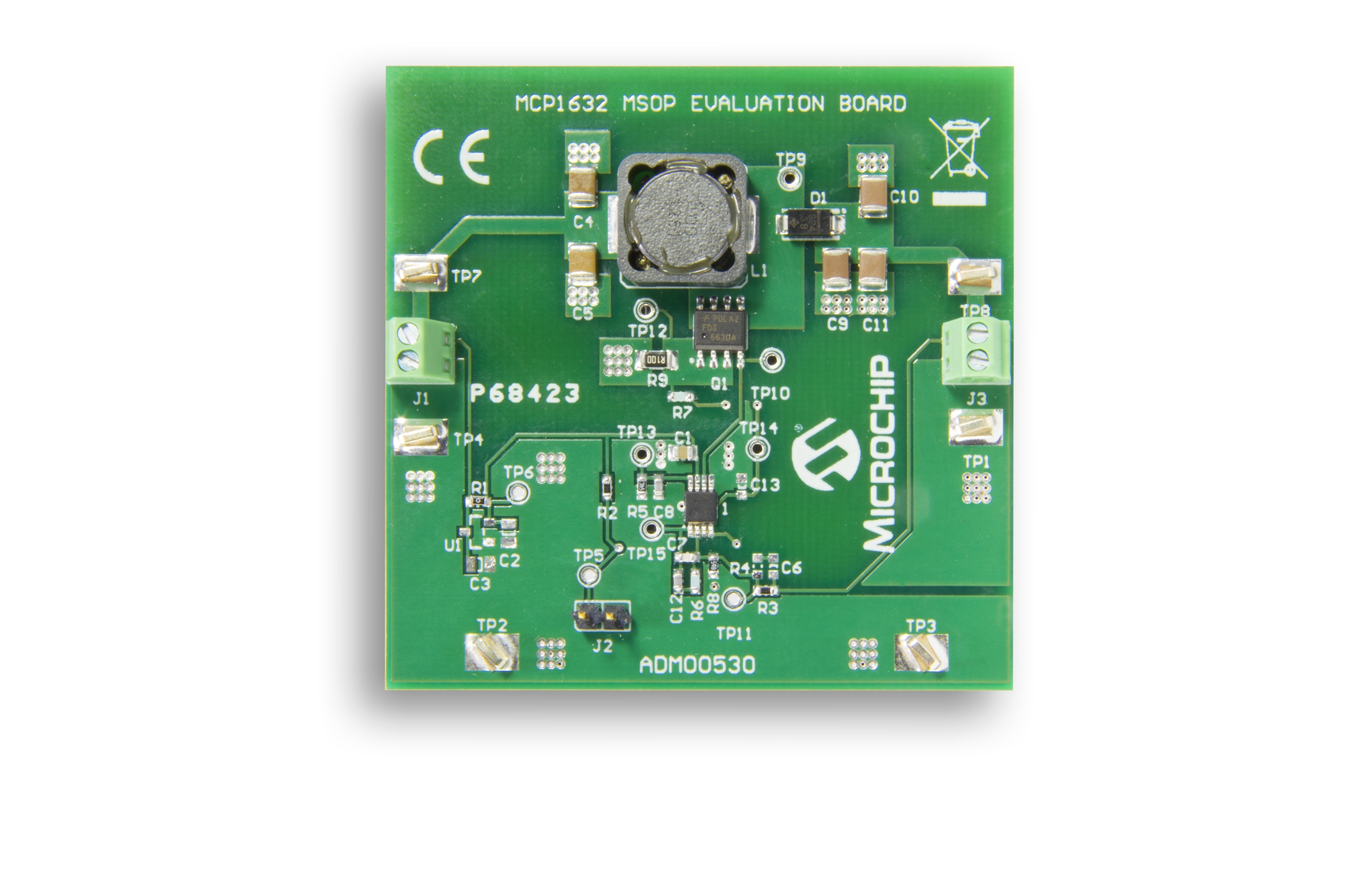 Development Tools Designing Coupled Inductors Dcdc Converters Content From Power The Mcp1632 300 Khz Boost Converter Demo Board Is A Compact Highly Efficient Step Up Voltage That Will Convert Input Rail Typically