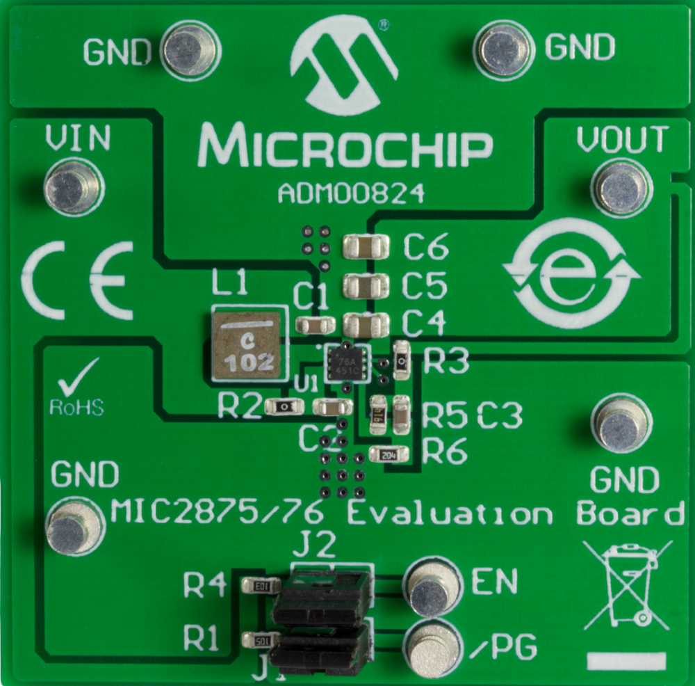 Mic2875 76 High Current Synchronous Boost Regulator Booster