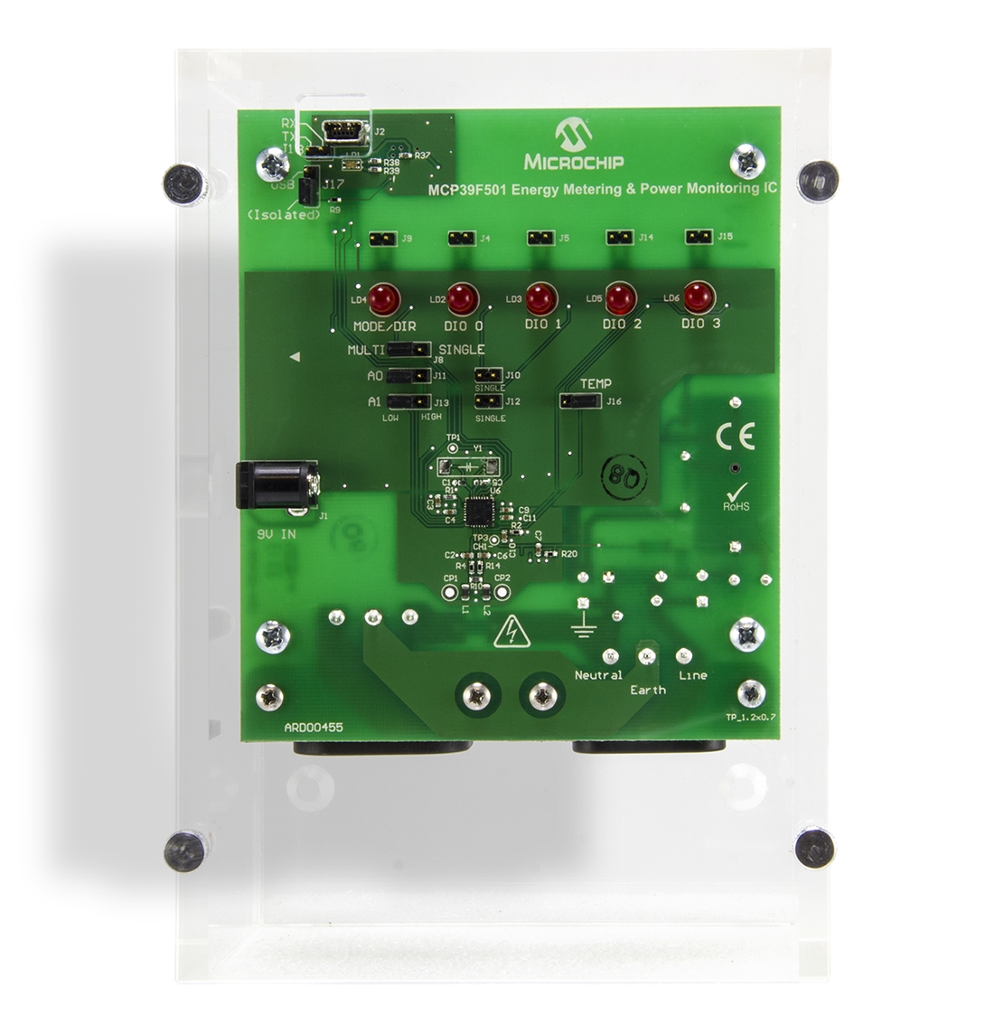 Development Tools Measure External Voltage Electrical Engineering Stack Exchange This Low Cost Design Does Not Use Any Transformers And Requires Few Components The Device Calculates Active Power