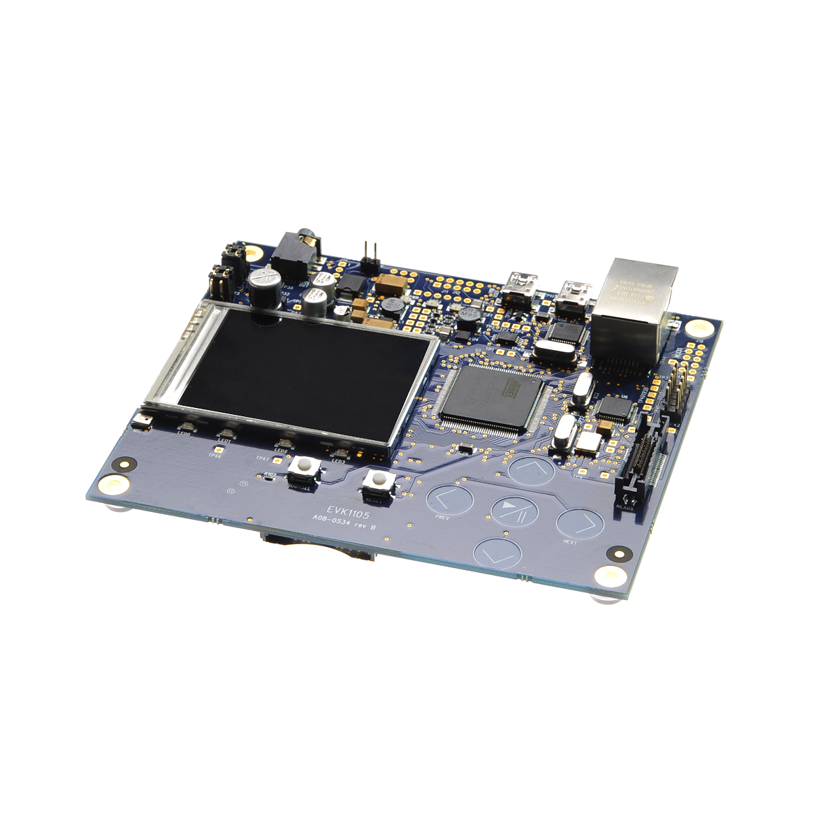 Mplabx Store Evas Are Extensive Printedcircuit Board Pcb Networks That Contain The Kit Demonstrates 32 Bit Avr Microcontroller In Hi Fi Audio Decoding And Streaming Applications Contains Reference Hardware Software For