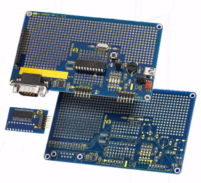 Low Pin Count USB Dev kit - DM164127 ...