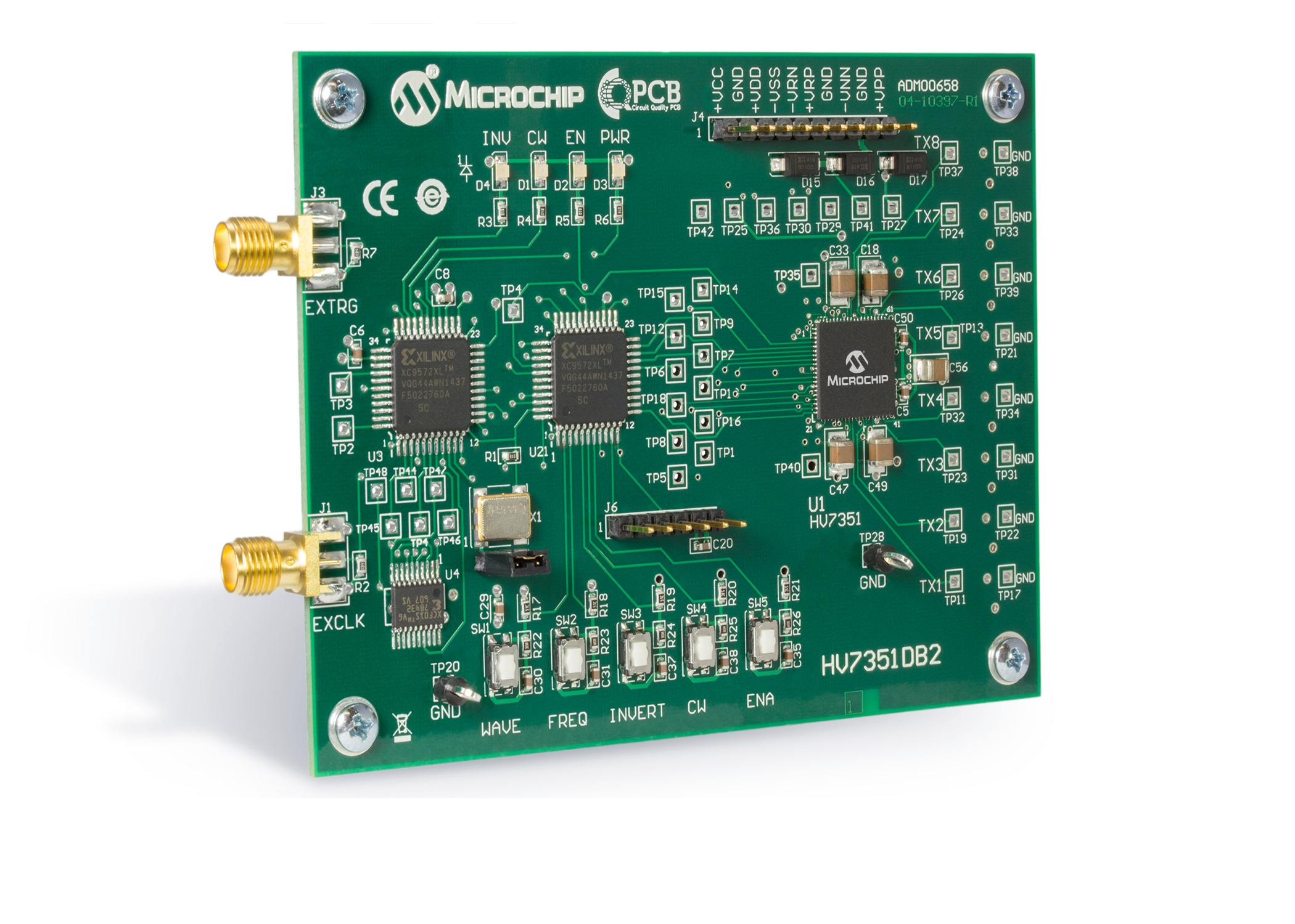 Development Tools Driving N Channel Mosfets With A Microcontroller Part Number Adm00658