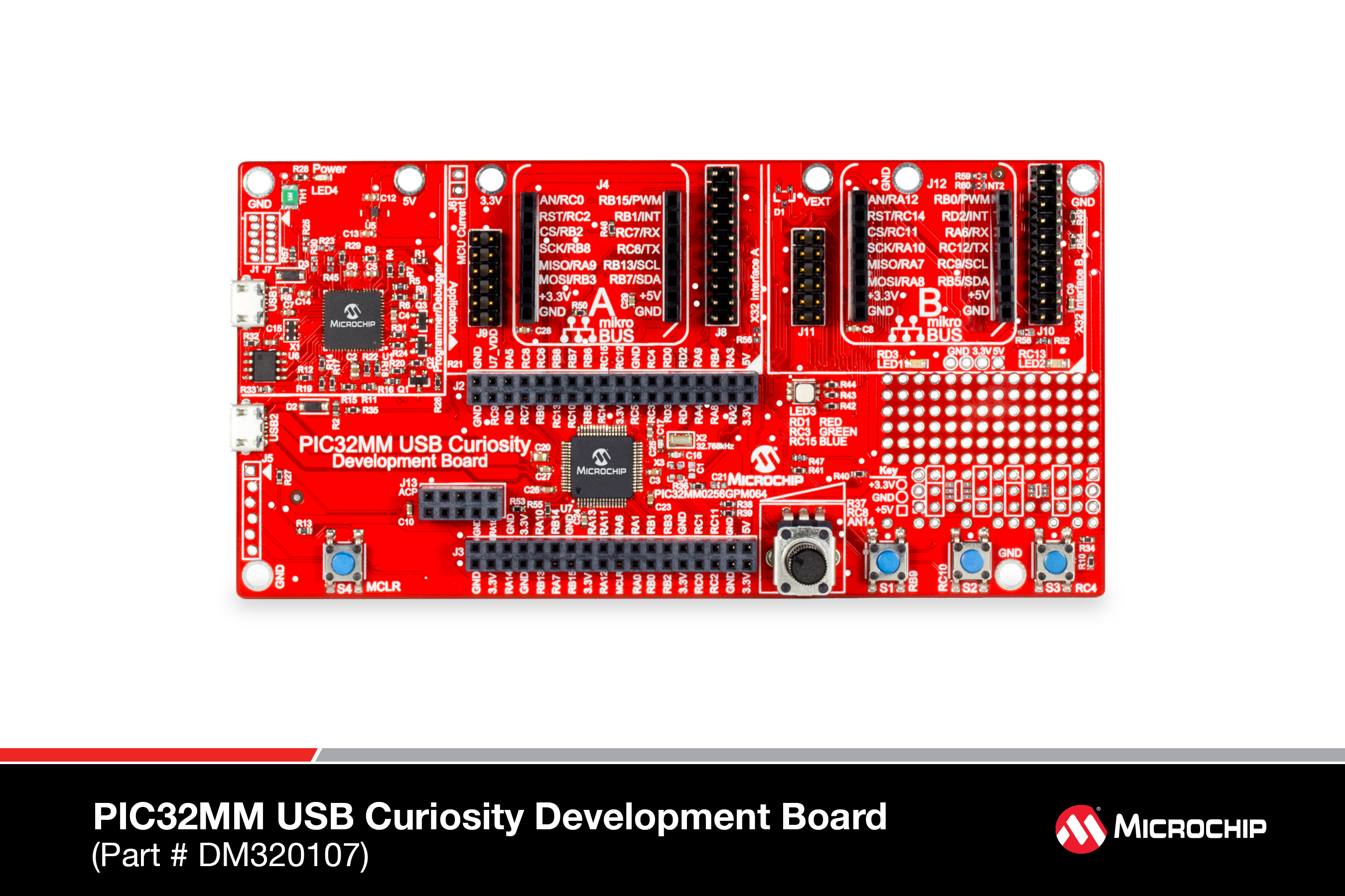Pic32mm Usb Curiosity Development Board Custom Circuit Cost