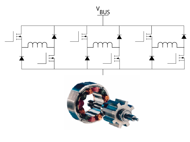 Switched Reluctance Sr Motor Motor Control And Drive