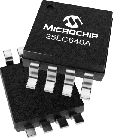 25LC640A-I/MS image