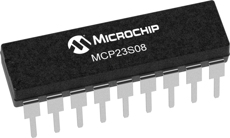 MCP23S08 - Interface - Interface- Serial Peripherals
