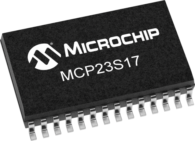 MCP23S17 - Interface - Interface- Serial Peripherals