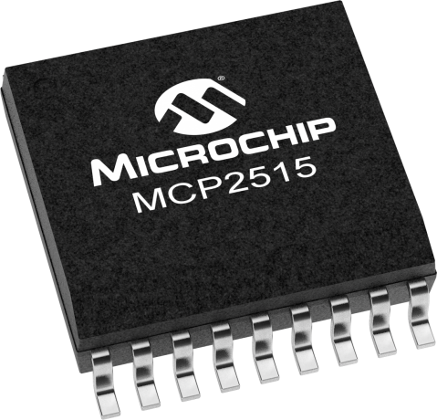 MCP2515 - Interface - Interface- Controller Area Network (CAN)