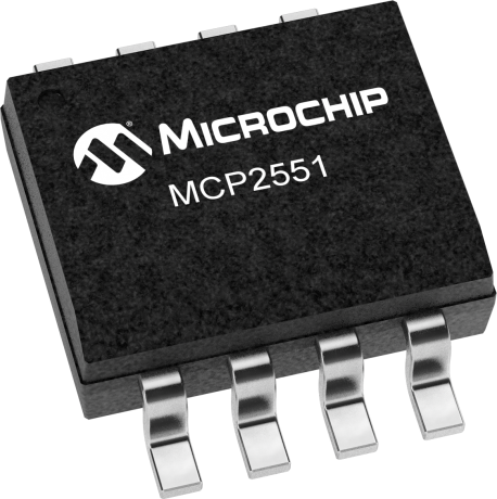 MCP2551 - Interface - Interface- Controller Area Network (CAN)