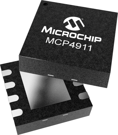 MCP4911-E/MC image