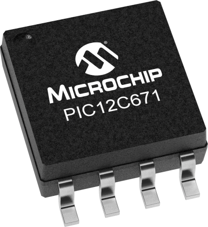 PIC12C671 - Microcontrollers and Processors