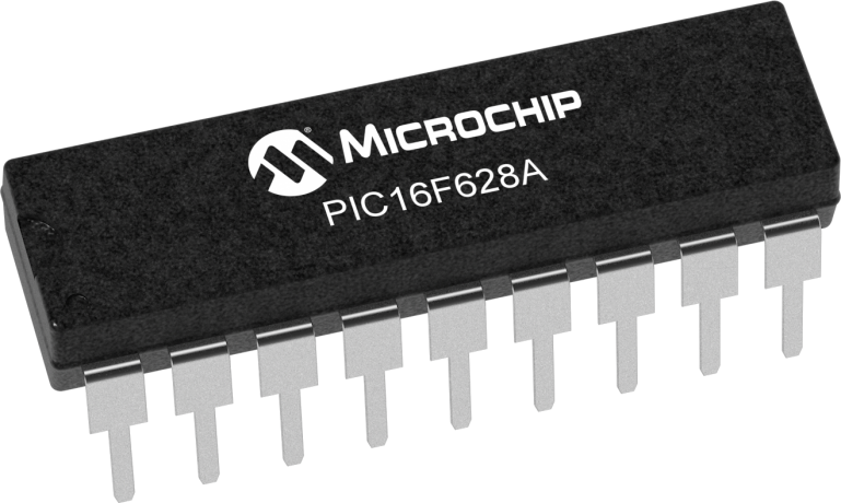 PIC16F628A - Microcontrollers and Processors