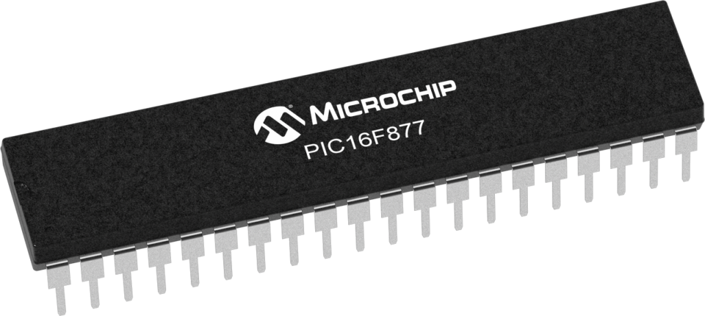PIC16F877 - Microcontrollers and Processors