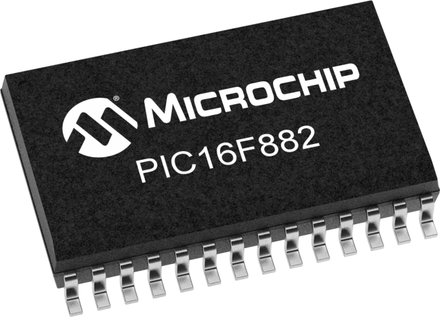 PIC16F882 - Microcontrollers and Processors