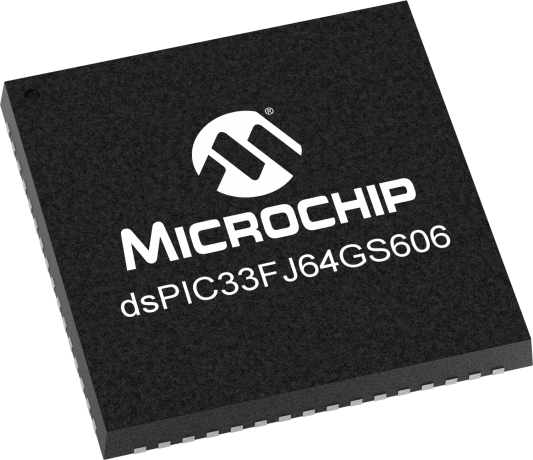 Dspic33fj64gs606-i/pt microchip datasheet and cad model download.