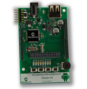 PIC24F Accessory Development Starter Kit for Android™ (DM240415)