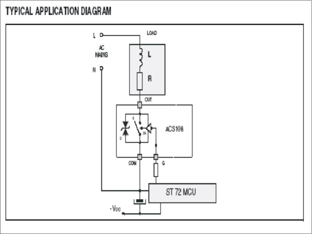 Simplest Pic Solid State Ac Switch Circuit Microchip Rtcc Panel Wiring Diagram Attached Images