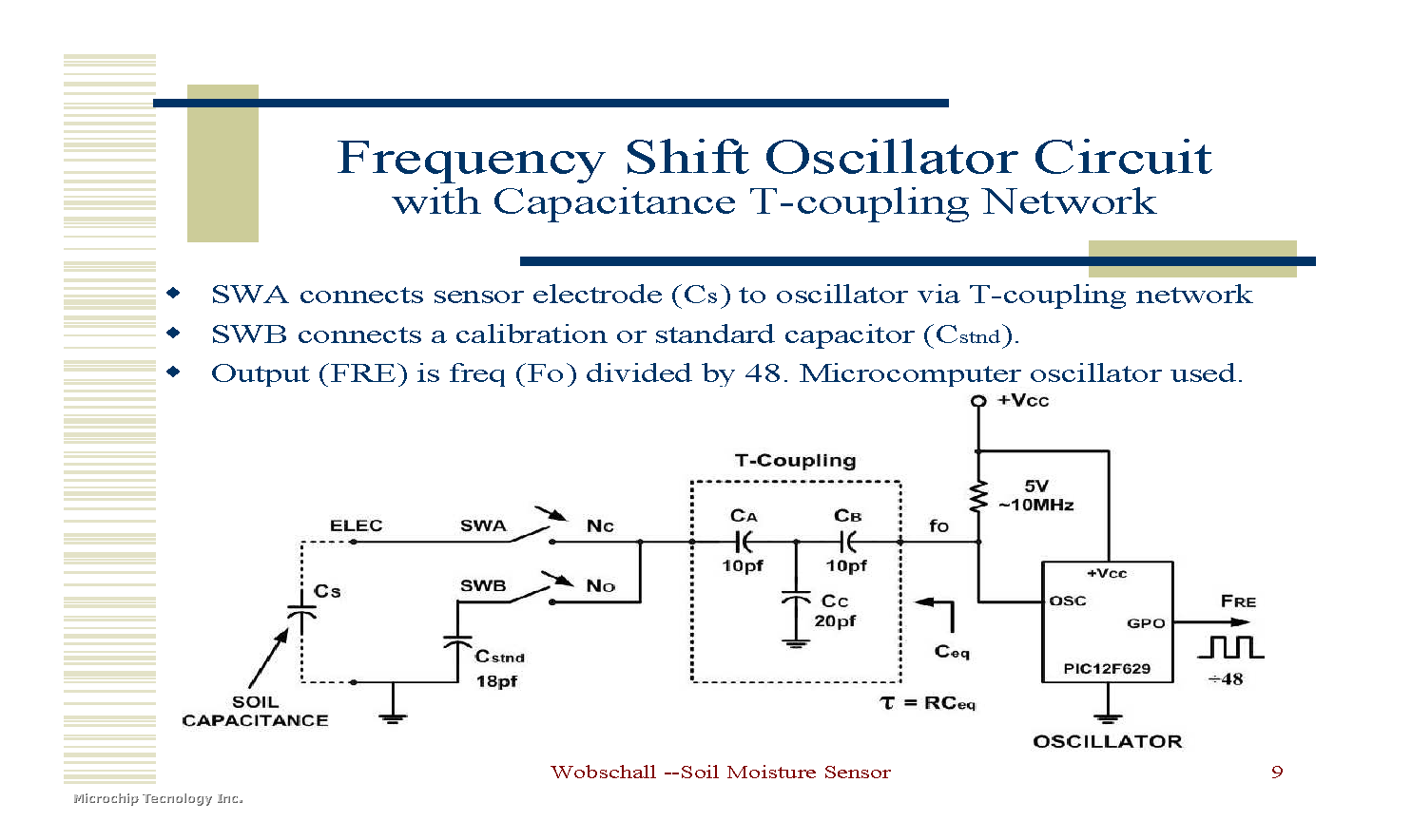 Pic12f629 Frequency Shift Oscillator Circuit Clarification Code Basic Pg 9 From Moontroller 14580 Kb Downloaded 648 Times