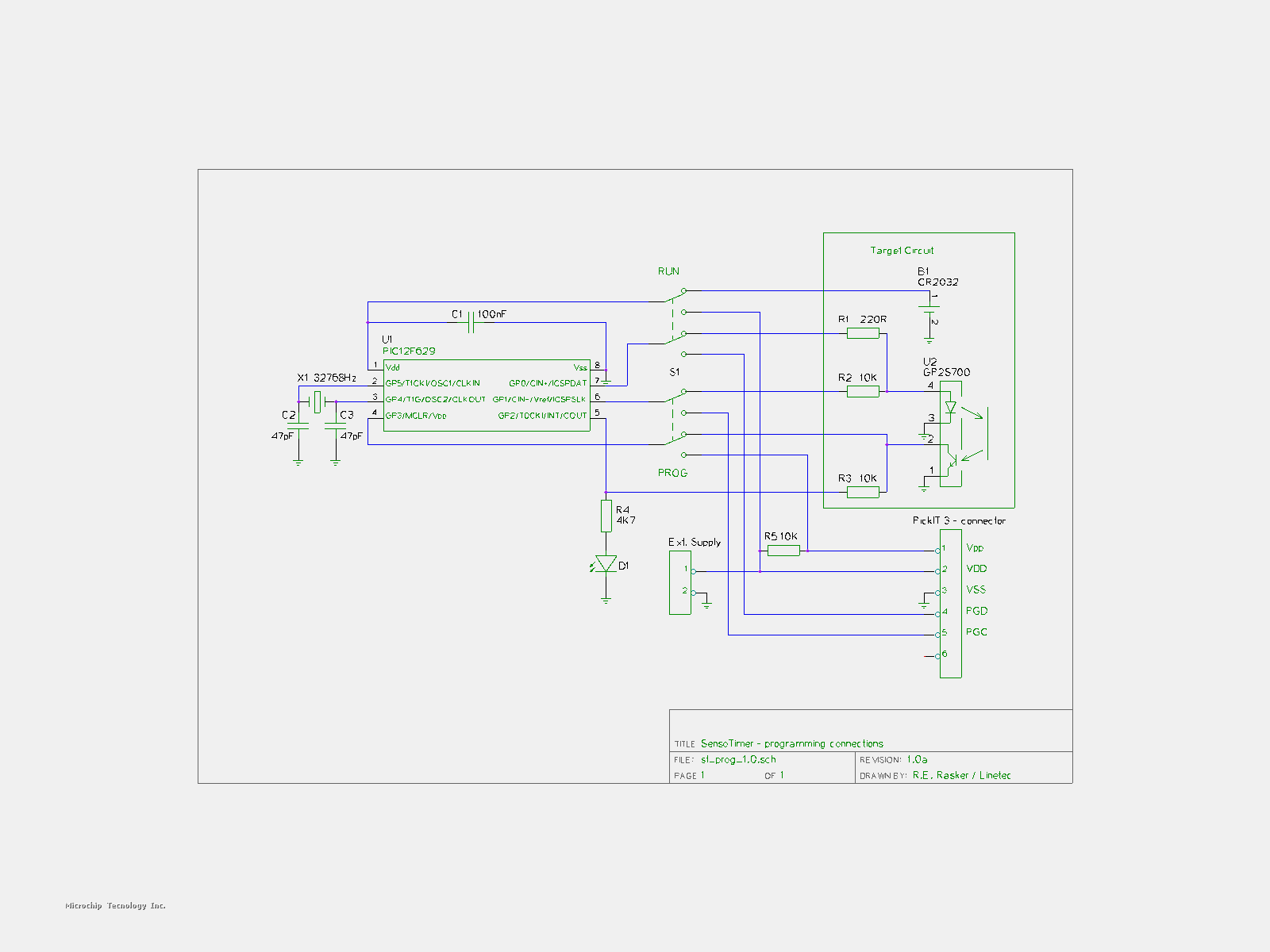 Pickit 3 Mplab X Pic12f629 Failure After 1 Programming Cycles Circuit Diagram Attached Images