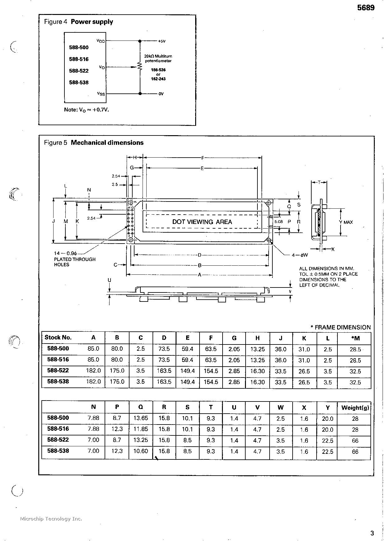 Unable To Initialize 16x2 Lcd 4 Bit Interface Microchip Module In 4bit Mode Circuit Diagram Page 3 Shows Connection Of Supply