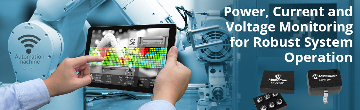Power, Current and Voltage Monitoring for Robust System Operation