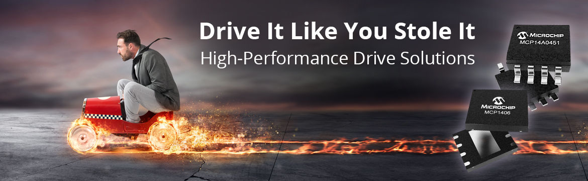 Drive It Like You Stole It - High-Performance Drive Solutions