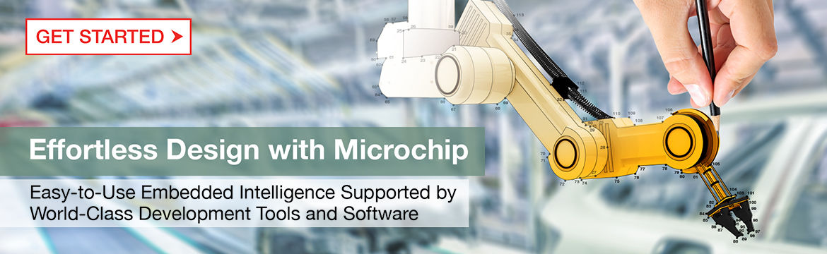 MCU-Effortless Design with Microchip