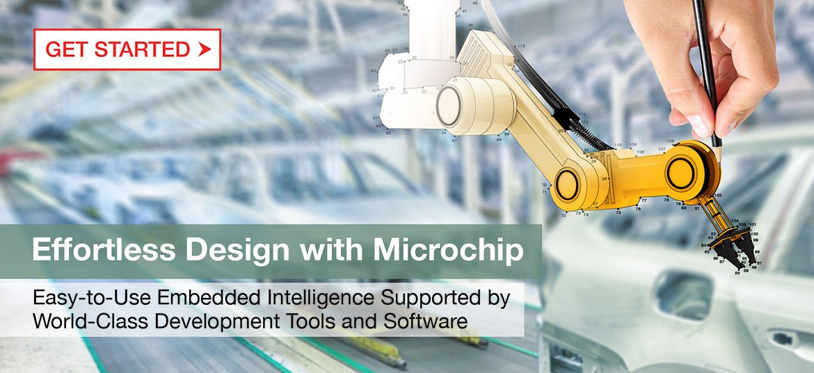 Effortless Design with Microchip