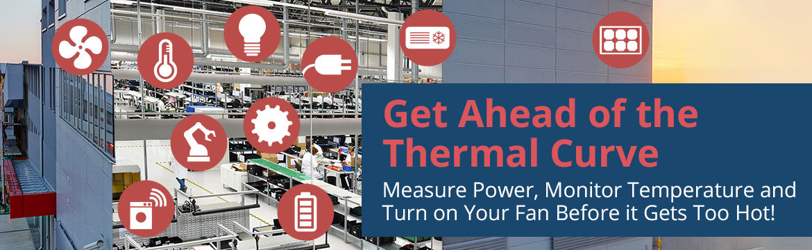 DC-Power Monitoring-Get Ahead of the Thermal Curve