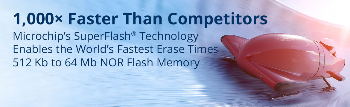 1,000x Faster Than Competitors-SuperFlash