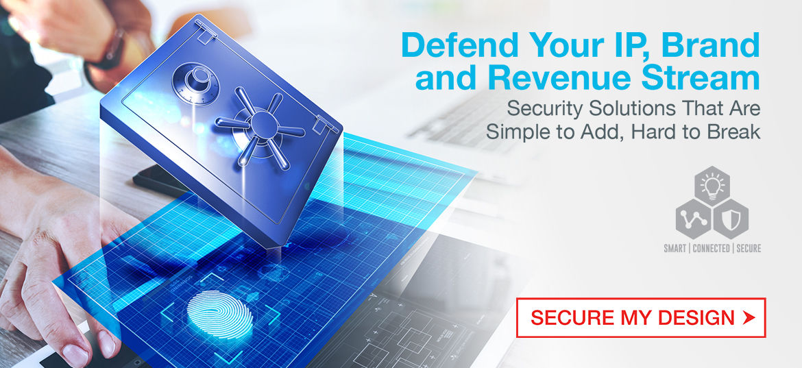 Secure - Protect Your Brand, IP and Revenue Stream