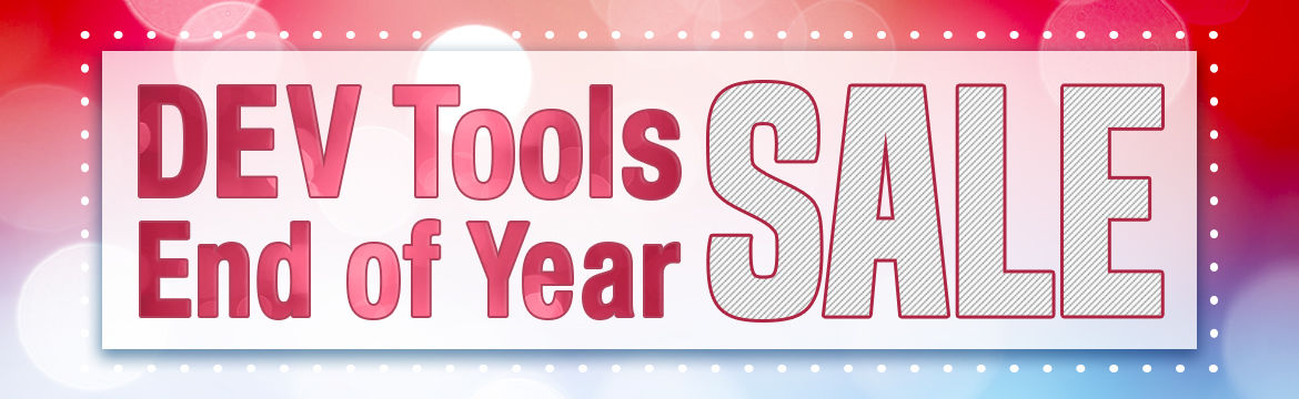 Microchip Development Tools End of Year Sale 2018