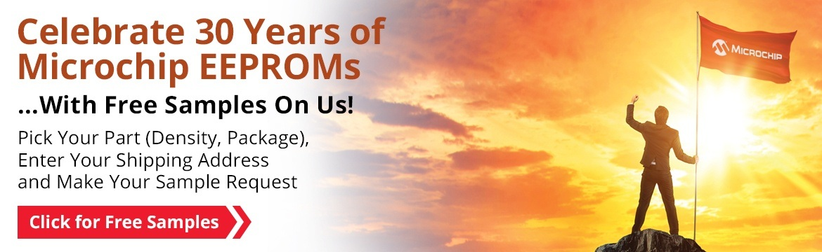 30 Years of EEPROMs Samples