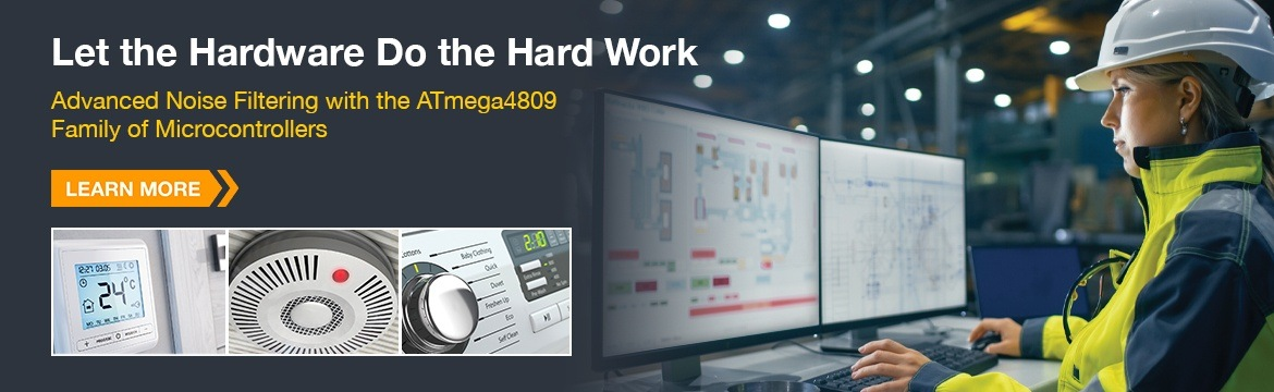 Let the Hardware Do the Hard Work - ATmega4809