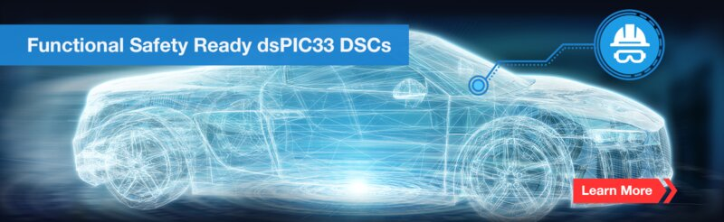 functional safety dsPIC33 DSCs