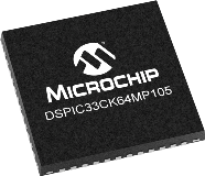 DSPIC33CK64MP105-UQFN-48