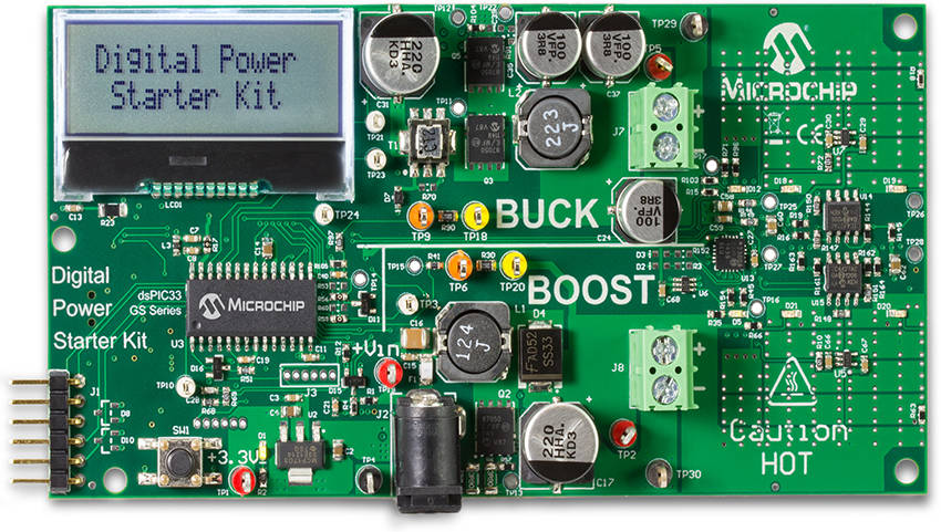 MPLAB Starter Kit for Digital Power
