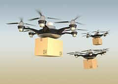 Motor Control Industrial Application Drones