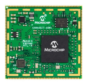 SiP and SOM | Microchip Technology