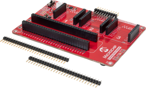 Curiosity Nano Base for Click boards™