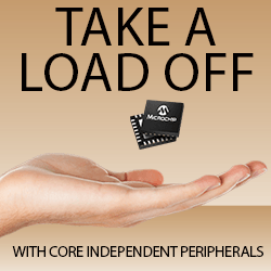 Take a load off with core independent peripherals
