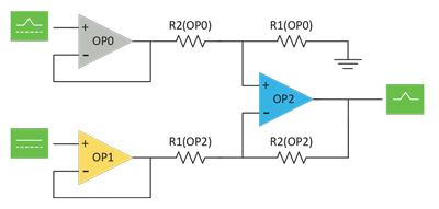 Instrumentation-Amplifier