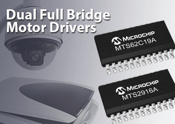 Dual Full Bridge Motor Drivers