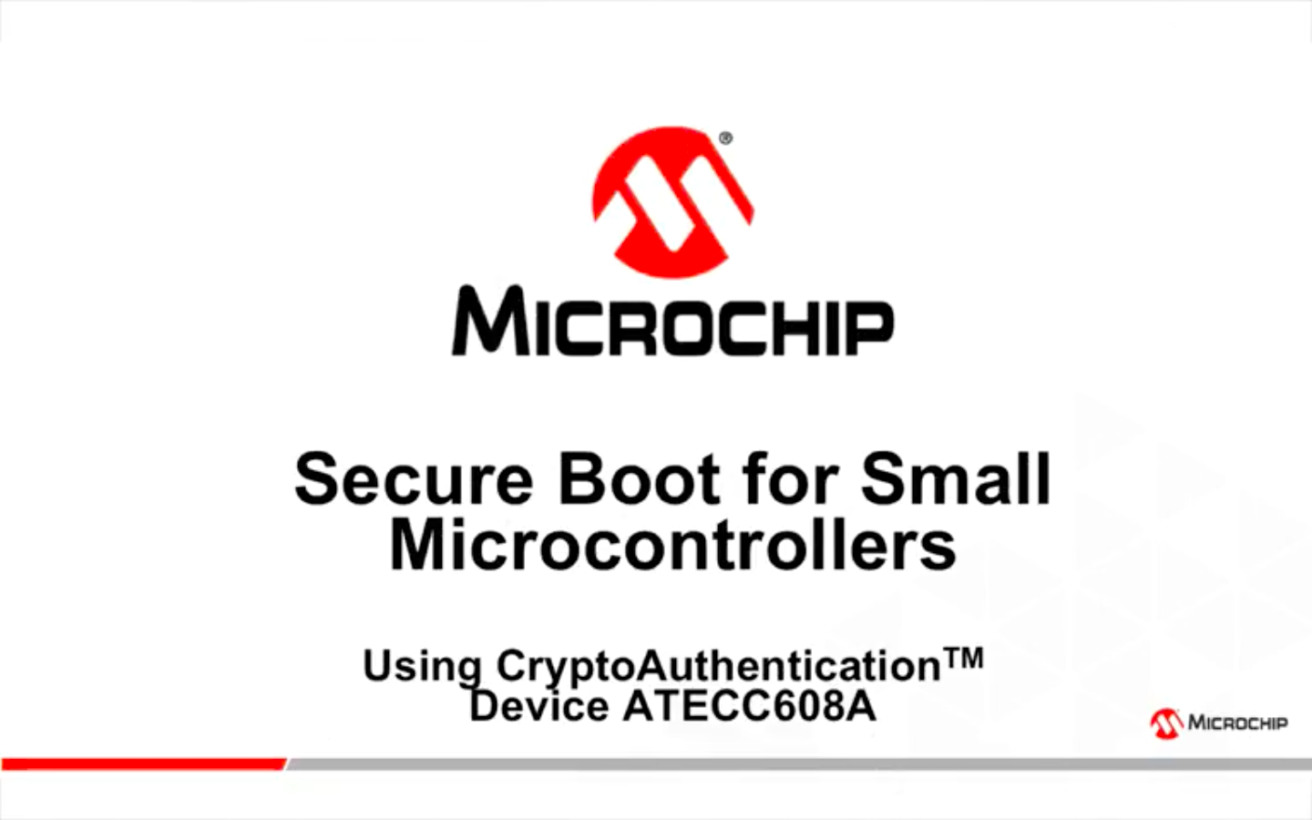 Embedded Security Microchip Technology Introduction To The World Of Microcontrollers Pic