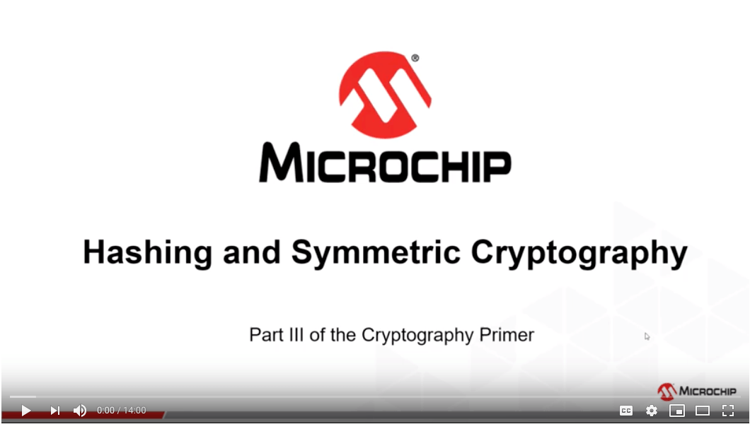 Security ICs | Microchip Technology
