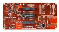 microchip technology inc curiosity board