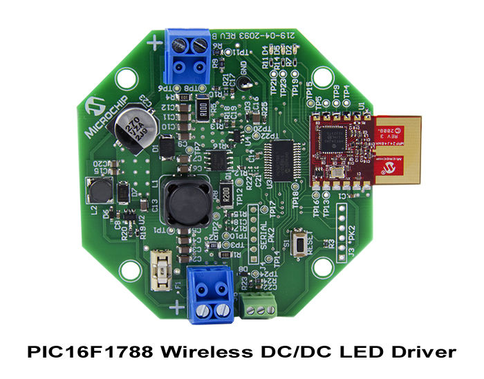 PIC16F1788-wireless-led-driver-700x548