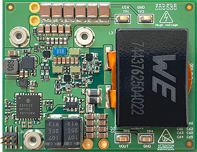 EPC9148 48V Three-Level Synchronous Buck Converter Reference Design