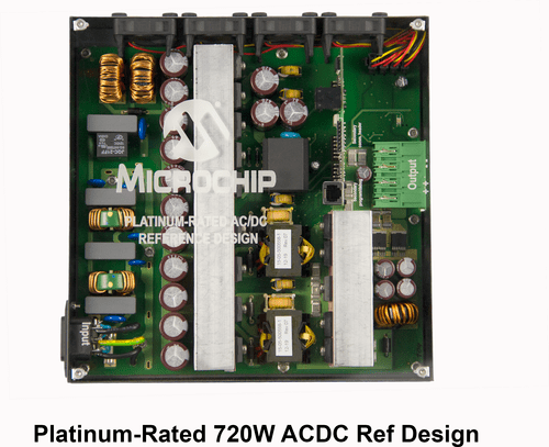 Platinum-Rated 720W AC/DC Reference Design